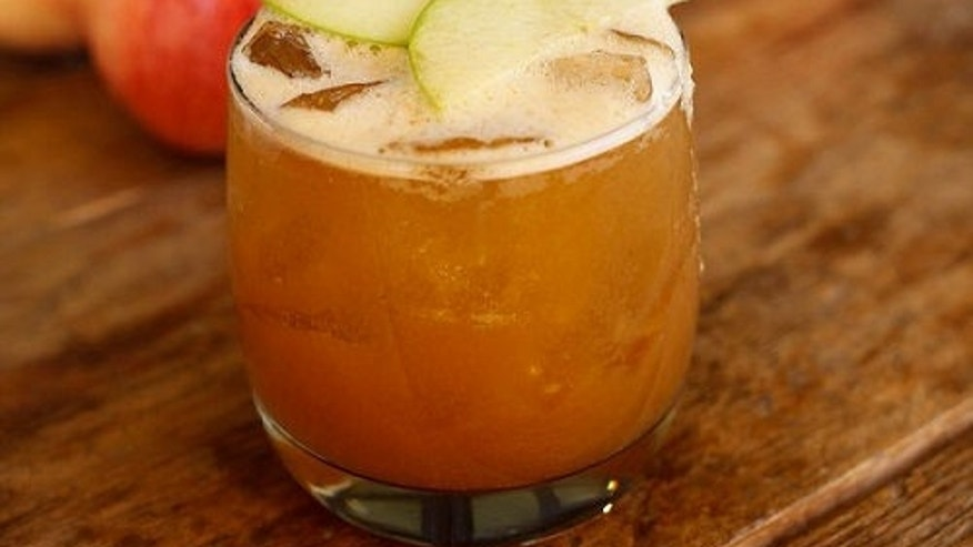 The perfect cocktail to warm up your chilly bones this winter.