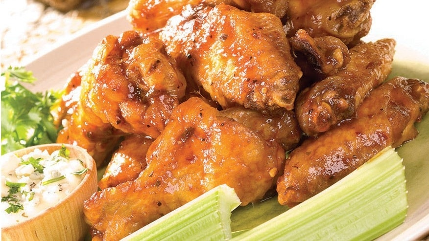 These hot wings will fire up your taste buds.