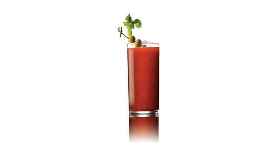 A twist on a classic Bloody Mary.