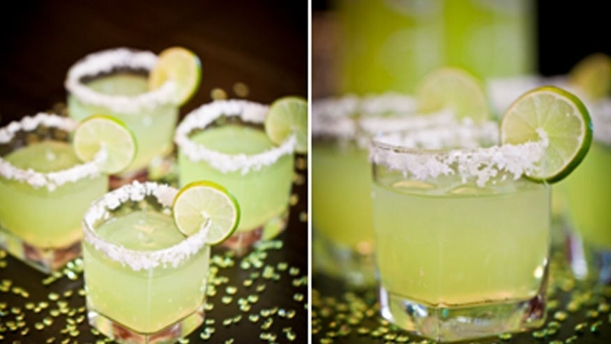 Excite your guests with this slim but tangy cocktail