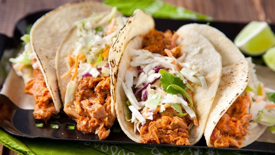 This twist on the traditional taco will be sure to please the entire family.