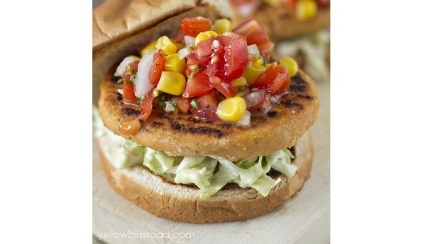 A great alternative to traditional hamburgers for seafood lovers.