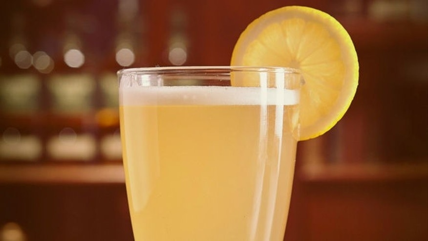This lemonade and Tullamore D.E.W drink is one of a kind and will be sure to impress at your next party.