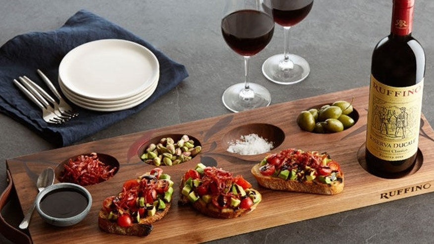Ruffino Bruschetta Board by Noble Goods with Avocado Sopressata and Balsamic Glaze Bruschetta1.jpg