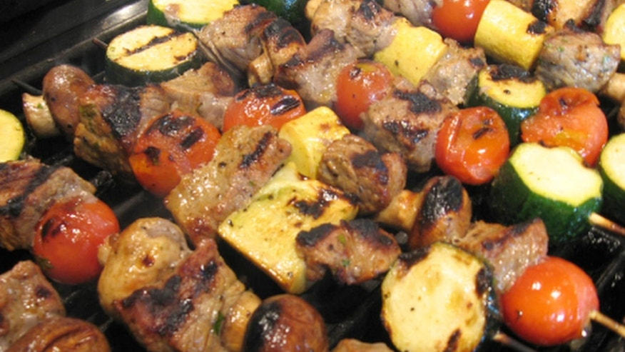 Balsamic Marinated Beef Kabobs | Recipes | Food & Drink | Fox News