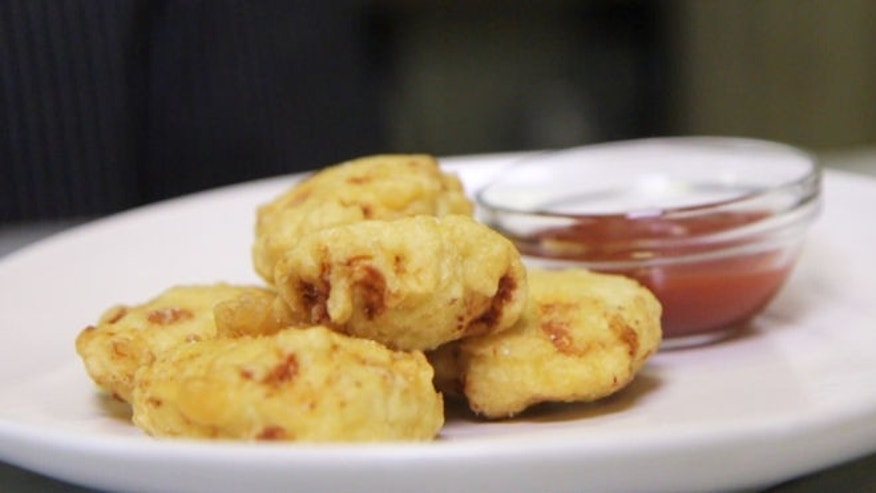 These crispy, crunchy nuggets will replace your fast food standby.