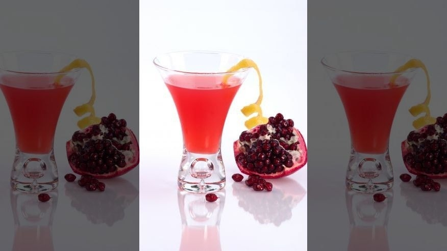 The Silk Journey is a refreshing spin on cocktails with bold Asian-inspired flavors.