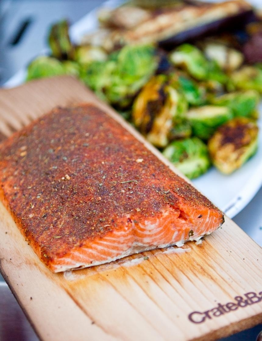 It's The Wood That Makes It Good: Seven Ways To Cedar Plank Salmon Fox News