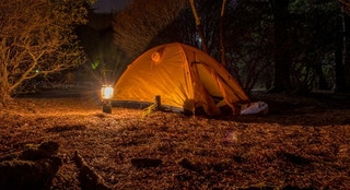 campground night istock