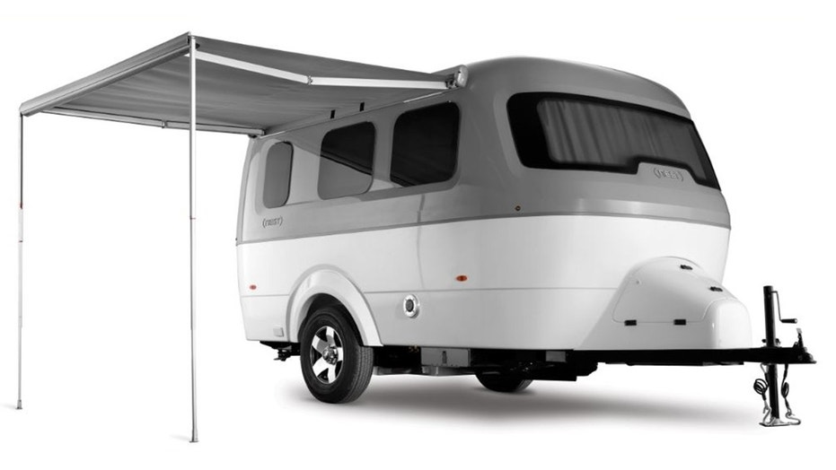 The newest Airstream trailer is a far cry from the aluminium silver bullet you grew up camping in.