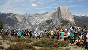 Yosemite National Park reuters