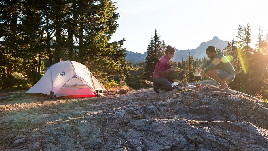 If mom likes camping, hiking, or even just an intense yoga class, she's sure to love something on this list.