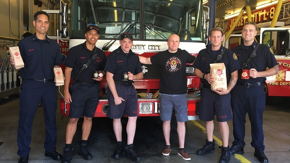 Luke Schneider, the founder of Fire Department Coffee, is hoping to do a lot of good for the people who have served our communities.
