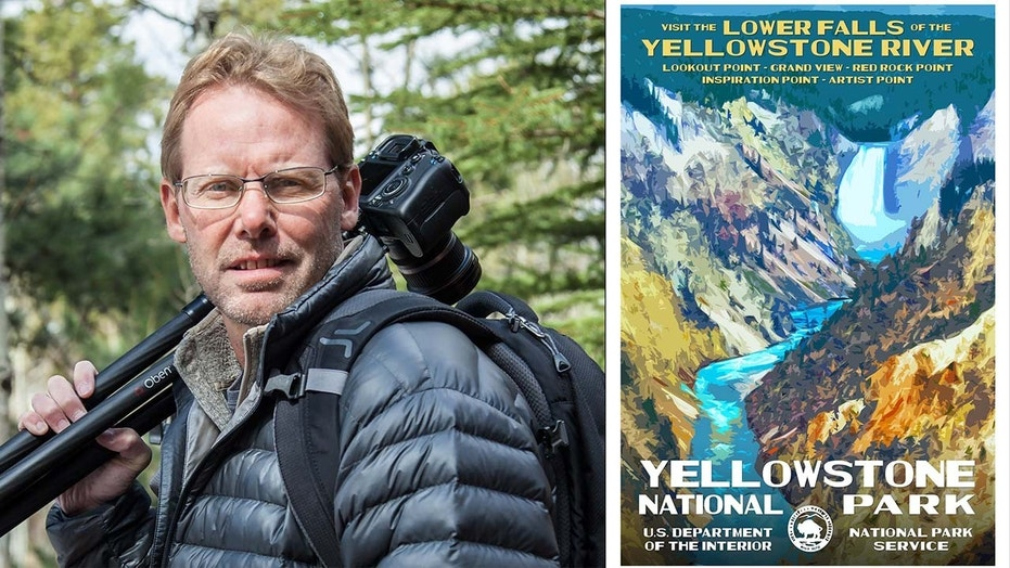 Colorado photographer and graphic artist Rob Decker is on a mission to photograph all 60 national parks.