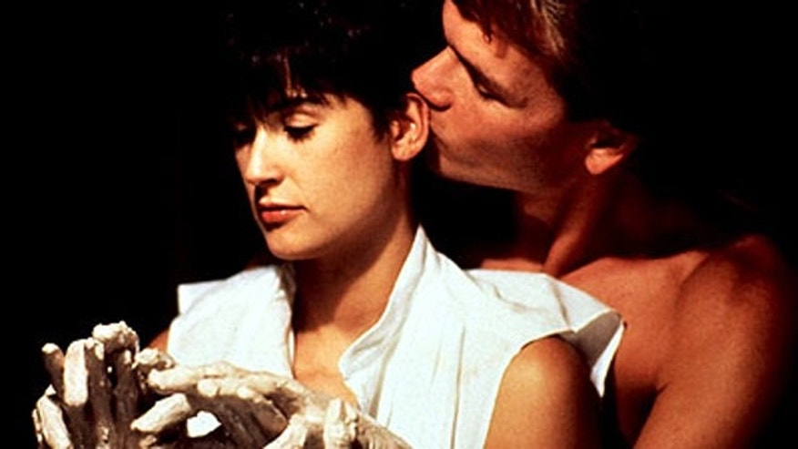 'Unchained Melody' got Demi and Patrick in the mood in the movie 'Ghost' - so what songs will work for you?