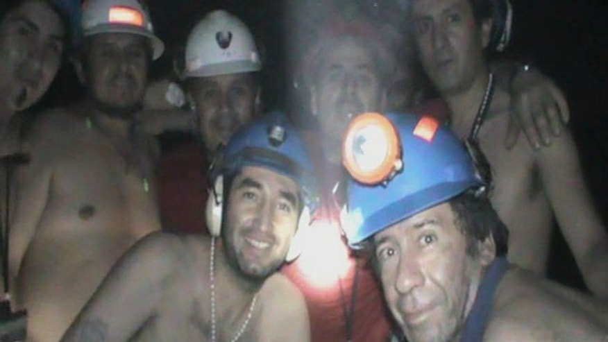 CHILE-MINE/ACCIDENT