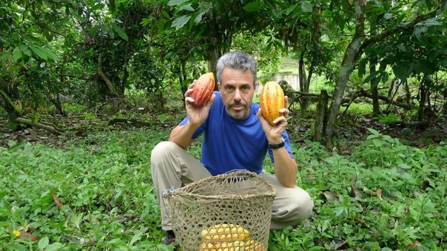 Chris Kilham is a medicine hunter who researches natural remedies all over the world, from the Amazon to Siberia.