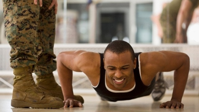 Home Army Workout | Fox News