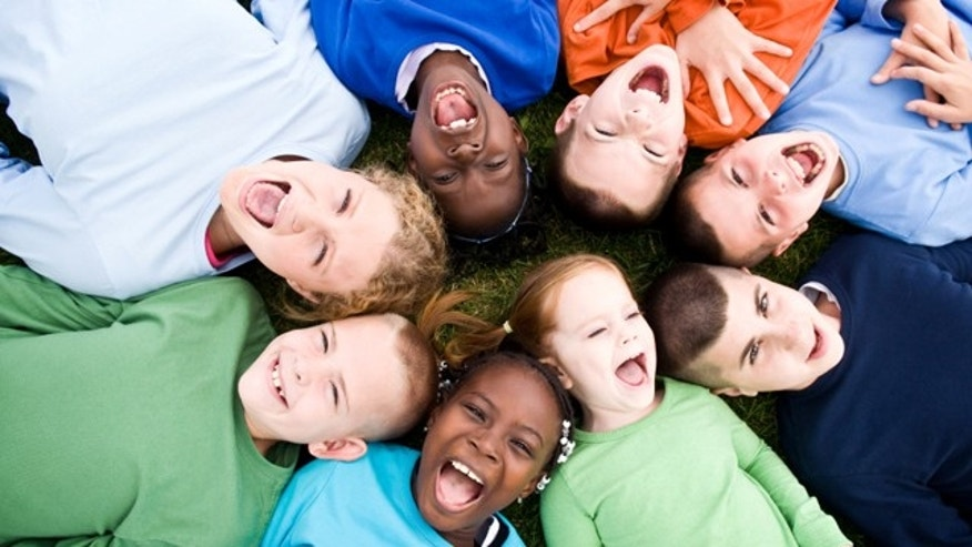 Child's Play? 3-Year-Olds Fancy Their Own Ethnic Group ...