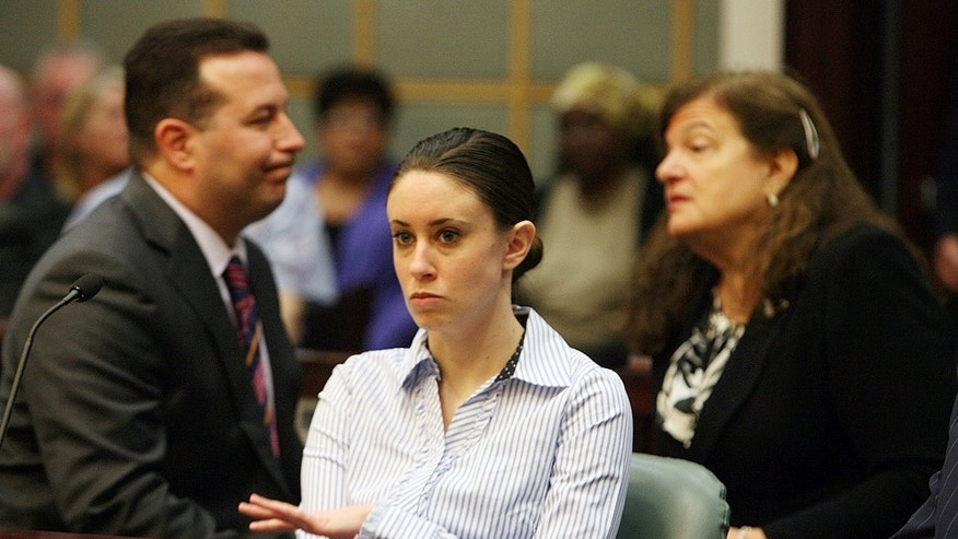March 18, 2010: Casey Anthony sits at the defense table as  Casey Anthony's lawyers Jose Baez and Andrea Lyon  confer during a hearing why the state should help pay for some of her defense expenses. We now know how Casey Anthony paid for her legal expenses, details were revealed this morning during an hour-long hearing in court. ABC News paid Casey Anthony $200,000. Another former defense attorney kicked in $70,000 and private donor gave $5,000.