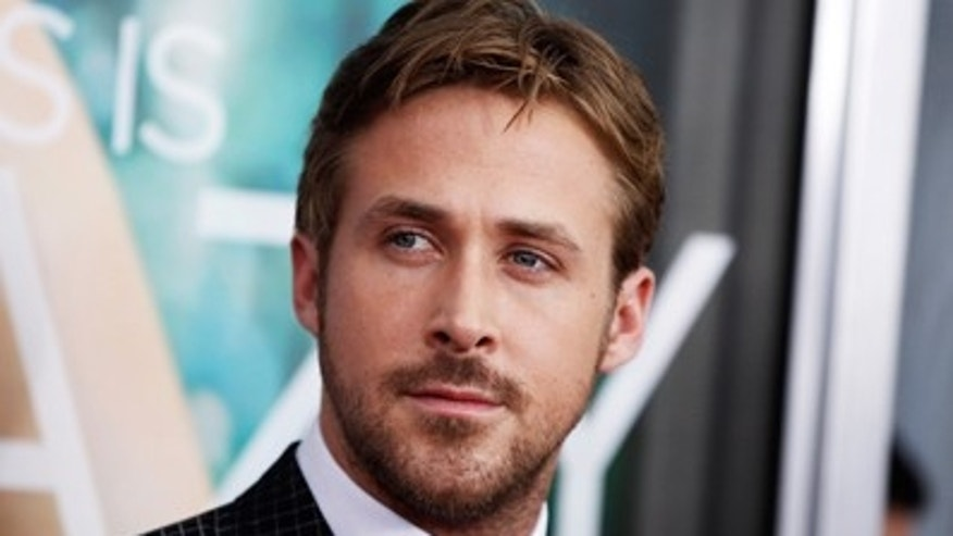 Actor Ryan Gosling attends the 'Crazy, Stupid, Love.' World Premiere at the Ziegfeld Theater on July 19, 2011 in New York City.