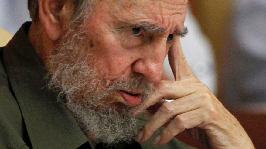 Castro has not appeared in public since a Communist Party summit in April, when he seemed unsteady and unusually frail.