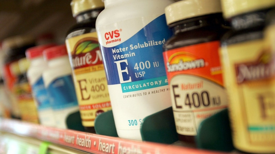 Vitamin E pills linked with prostate cancer risk.