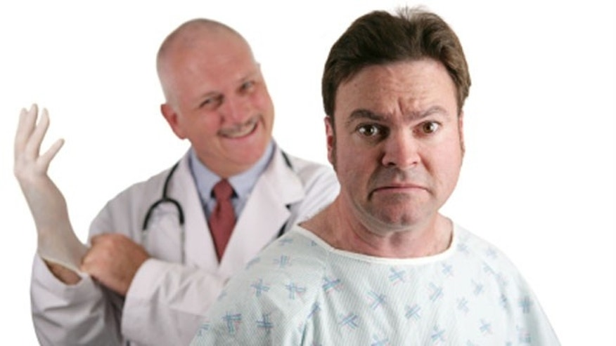 First Prostate Exam