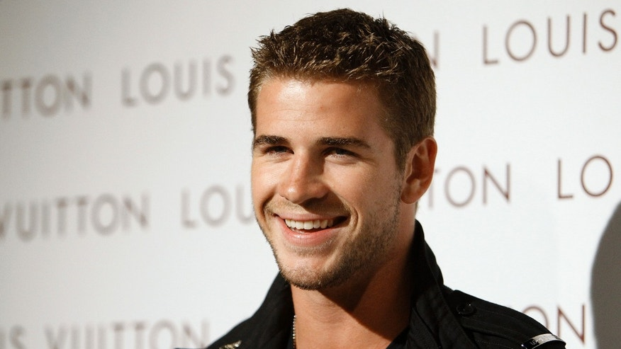 Liam Hemsworth (Reuters)