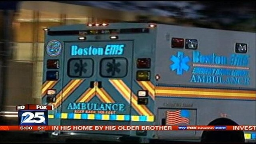 Y Fox Boston Paramedic may h...
