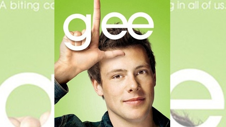 "Cory Monteith as Finn Hudson in ""Glee."" (Courtesy FOX)"