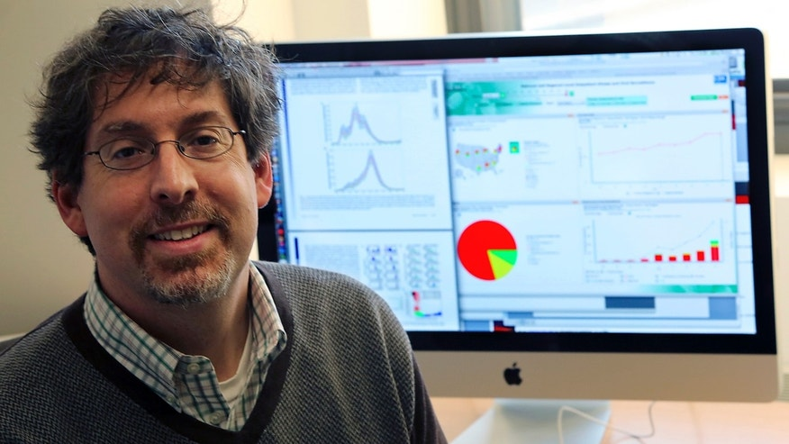 Scientists hope to try real-time predictions as early as next year, said Jeffrey Shaman (pictured) of Columbia University, who led the work.