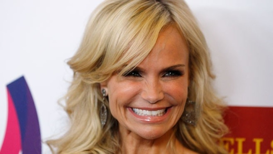 Actress Kristin Chenoweth (Reuters)