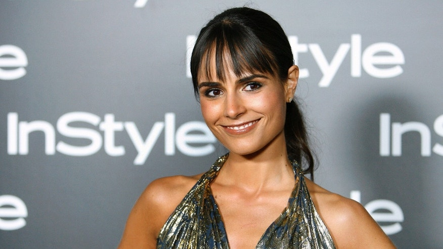 Actress Jordana Brewster poses at the 8th annual InStyle Summer Soiree party in West Hollywood, California August 20, 2009.  REUTERS/Mario Anzuoni (UNITED STATES ENTERTAINMENT) - RTR26YGK
