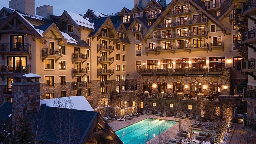Four Seasons Resort in Vail.