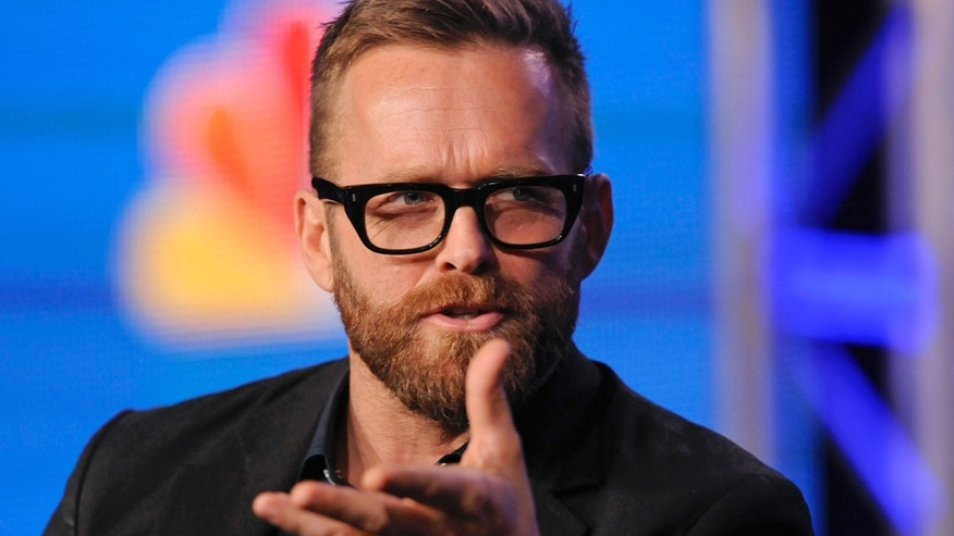 "Trainer Bob Harper takes part in a panel discussion of NBC Universal's show ""The Biggest Loser"" during the 2013 Winter Press Tour for the Television Critics Association."