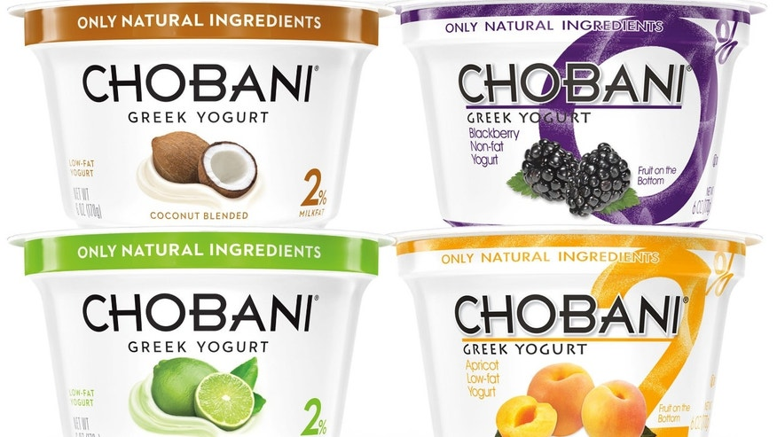 Whole Foods says it will stop selling Chobani yogurt by early next year.