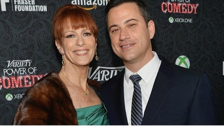 Noreen and Jimmy at the 4th Annual Variety Power of Comedy