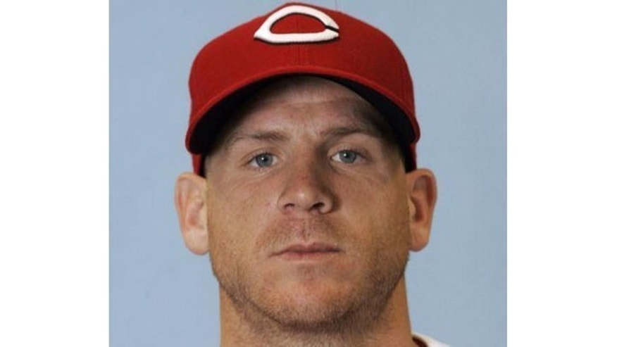 Ryan Freel in 2007, as a member of the Cincinnati Reds (AP)