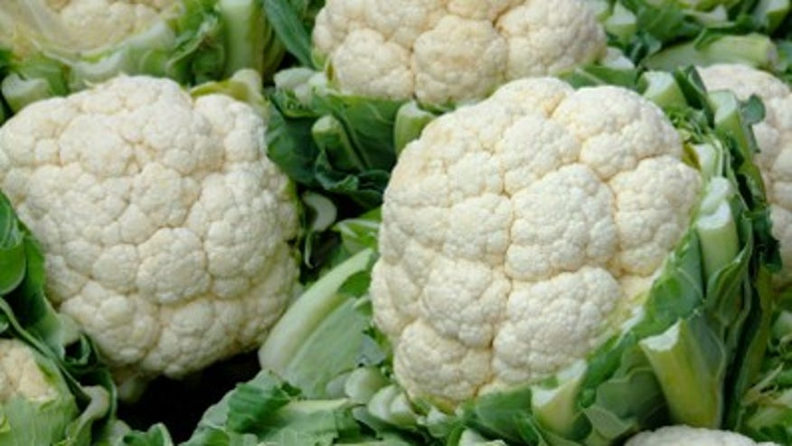 Myth: White vegetables lack nutritional value