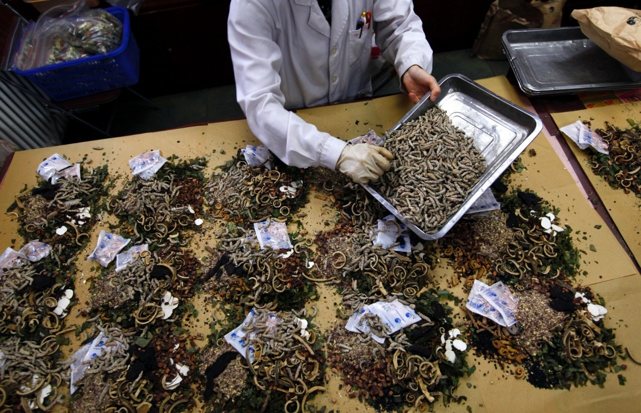 Top Hospital Opens Up To Chinese Herbs As Medicines