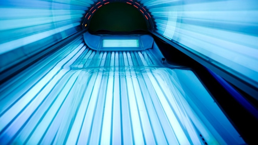 Texas tanning salon promotes tanning for skin cancer prevention ...