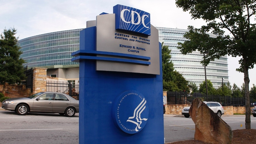 The Centers for Disease Control sign is seen at its main facility in Atlanta, Georgia June 20, 2014. (REUTERS/Tami Chappell)