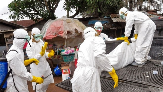Families of Liberian health workers killed by Ebola get $5G