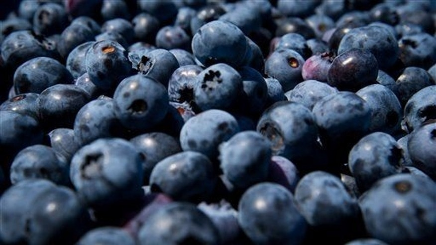 Berries are the only fruit specifically included in the MIND diet.