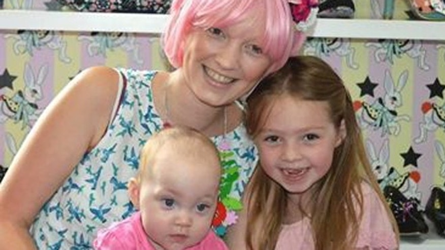 Samantha Beaven's friends and family are raising funds to help pay for her children's future needs.