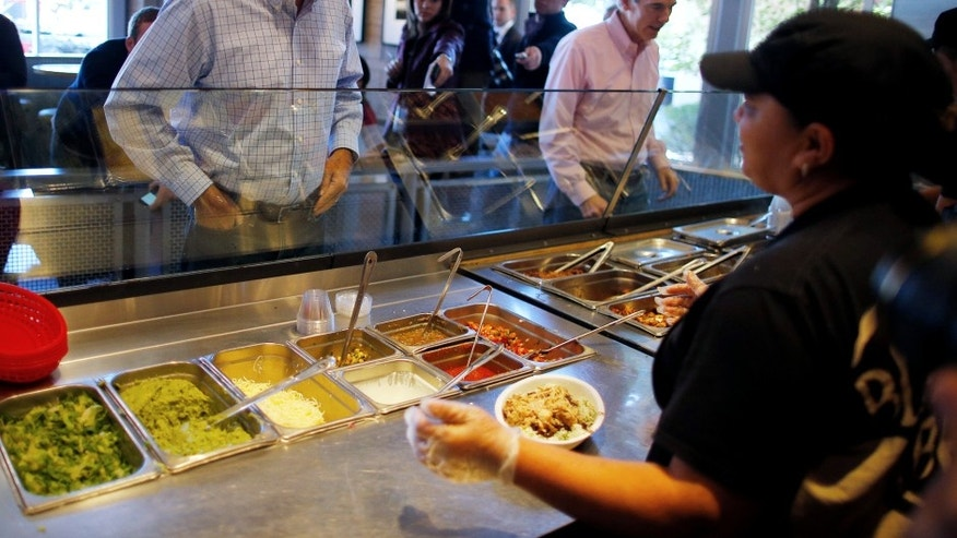 Now Chipotle's menu is entirely free of genetically modified ingredients.