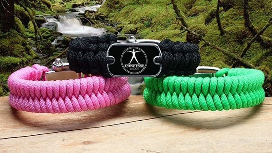 The Active Edge™ Performance Bracelet (pictured here in three colors) is infused with electromagnetic fields, and can improve endurance, flexibility and even sleep, say men and women who have tried the technology.
