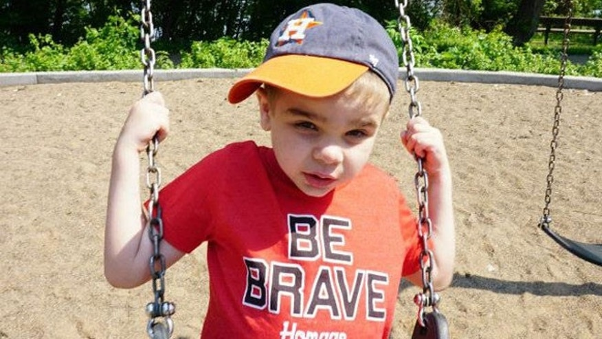 Will Byers, 5, was diagnosed with Sanfilippo syndrome-Type B earlier this year after doctors mistook his developmental delays for autism.