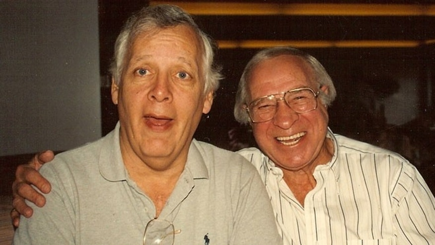 Woody Fraser (left) and Hal Meyers (right) met 30 years ago and maintained a close friendship until Hal's death in 2015.
